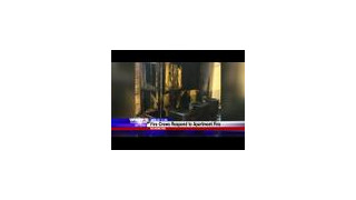 Fire Caused $50K Damage to N.C. Apartment