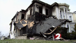 Father:  fatal Ohio fire a prank gone wrong