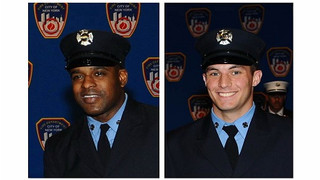 Training Pays Off When FDNY Rookies Make Rescue