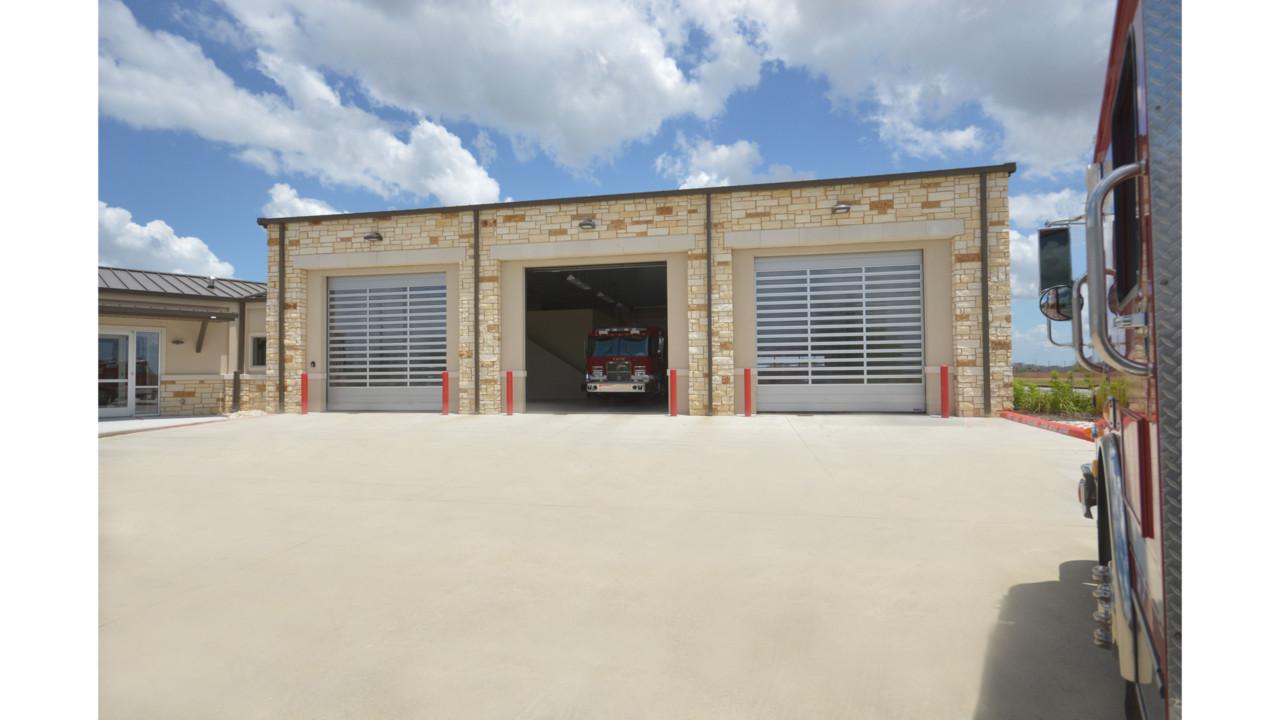 Fire Station Garage Doors Speed Guardian 4000