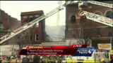 Seven Alarmer Hits Pa. Town