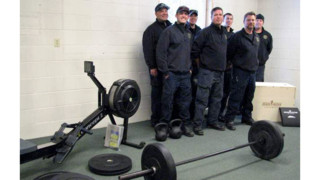 Applications for Grant to Help with Firefighter Fitness Open