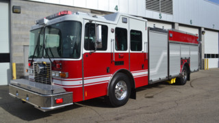 Bedford, NH, Rolls With New Rescue Pumper