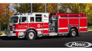 New Pumper Rolls Into Downe Twp., N.J.