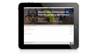 Feds Offer Mobile App Guide For Biodetection Technologies