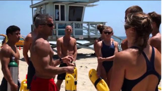 Los Angeles County Fire Department Lifeguards Division Academy 2014