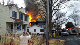 Md. House Fire