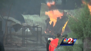 Fire Causes $2M Damage to Fla. Floral Business