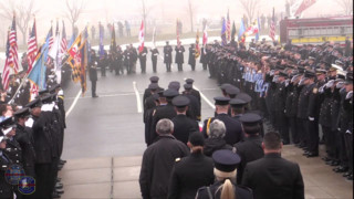 Final Salute Offered to Md. Paramedic