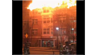Flames Engulf Luxury Apartments in New Jersey