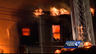Man Admits to Setting Blaze that Damaged Several Pa. Buildings