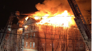 Massive Blaze Tears Through N.J. Apartments