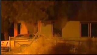 Elderly Man Dies in Texas Fire