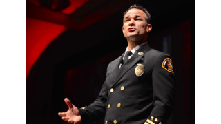 Eisner Remember, Change Discussed at Firehouse World Opening
