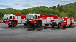 KME Delivers Dozens of Rigs to US Air Force
