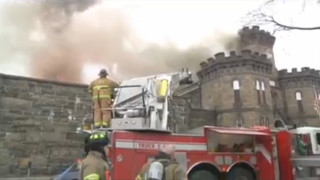 Fire Destroys Northumberland County, Pa. Prison