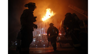 One Dead, Several Hurt in San. Fran Blaze