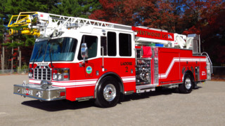 Ladder 2 Serves Growing Westwood, Mass.