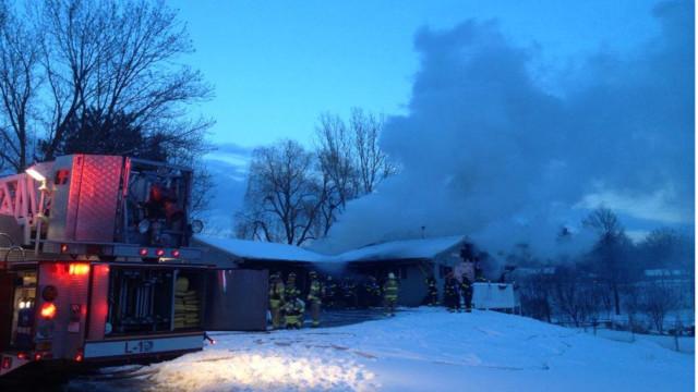 Avoiding the Winter Blues of Firefighter Training