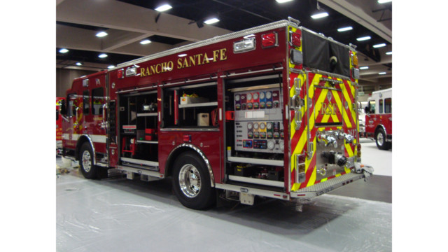 Innovative Fire Apparatus On Display At Firehouse World