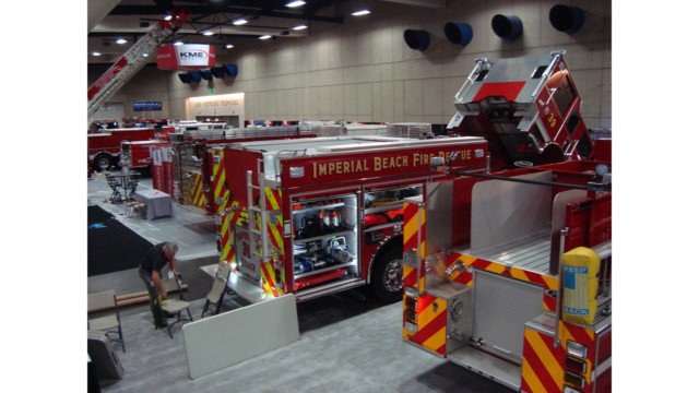 Firehouse World: Innovative Apparatus on The Show Floor