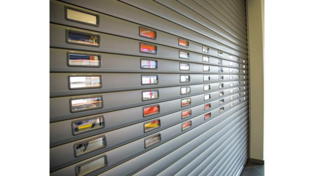 Steel Ranger 9000 L Roll-up  Door