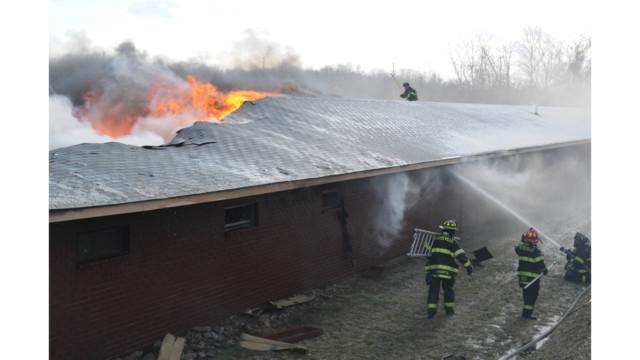 Photo Story: Guests Escape N.J. Motel Fire