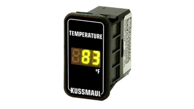 P/N 091-224 Temperature Monitor