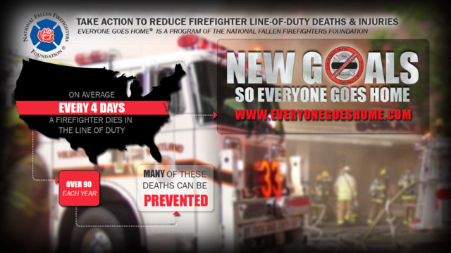 """NFFF """"New Goals"""" Campaign: Taking Steps to Survivability"""