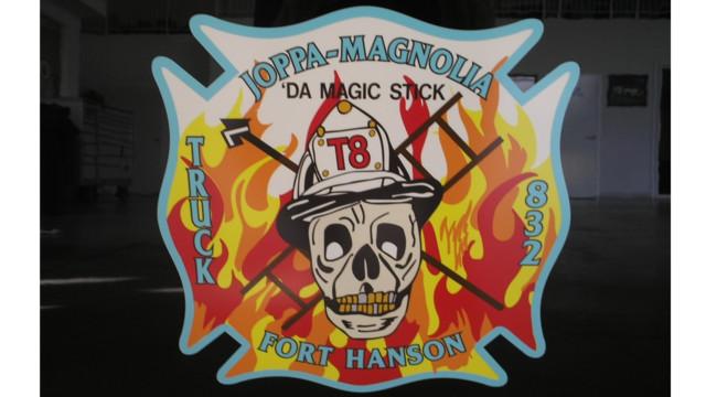 'Magic Stick' Delivered to Joppa Magnolia, Md., Volunteers