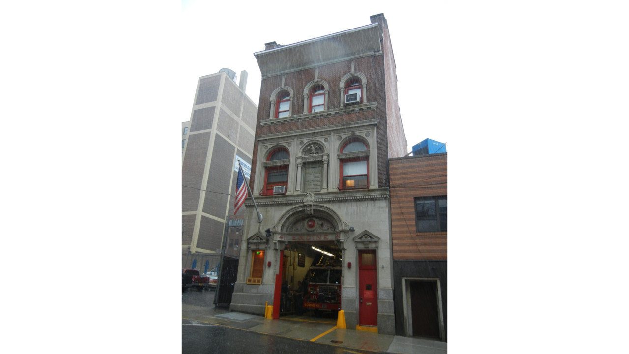 photos  fdny squad 41 fire station