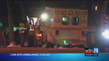 Three Killed in Mich. Ambulance Wreck