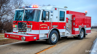 Mundelein, Ill., Receives Custom Pumper