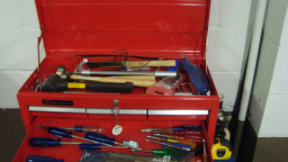 Ballam: In Search of a Phillips Screwdriver