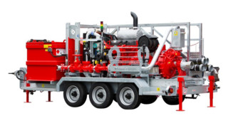 BBA Pumps Creates Nuclear Power Plant Fire Suppression Equipment