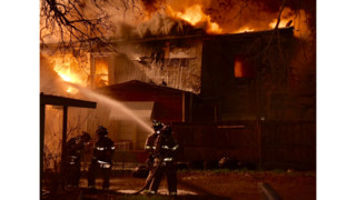 Photo Story: Man Killed in Texas Fire