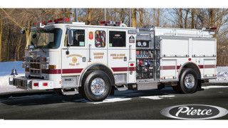 Susquehanna, Md., Hose Company Puts Engine 514 In Service