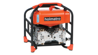 Holmatro Adds New Pumps For Rescue Operations
