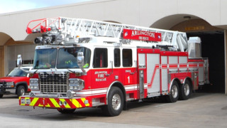 Arlington, Texas, Puts Truck 1 in Service