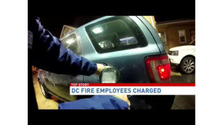 D.C. Fire Personnel  Suspended Amid Probe