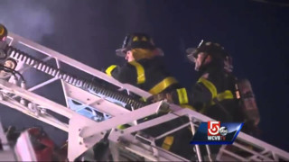 Fires, Temps Tackled in Mass.