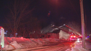 Four Buffalo Firefighters Hurt