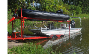 R ONE Series rescue boat