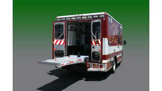 Mac's Bariatric Ambulance Lift