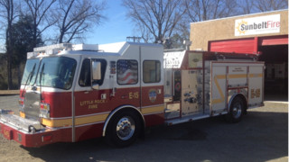 E-15 Joins Little Rock, Ark., Fire Fleet