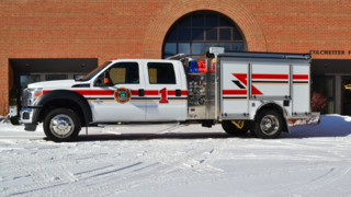 Mallets Bay, Vt., Puts Mini-Pumper 1 In Service