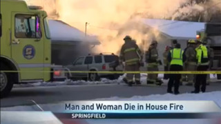 Two Dead Inside Missouri House Damaged by Fire