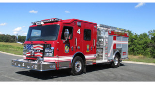 Spotsylvania, Va., Puts New Engine in Station 4