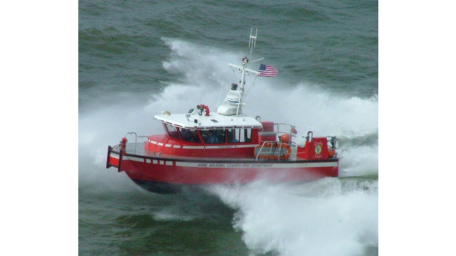MetalCraft Marine Introduces New Fire Boat