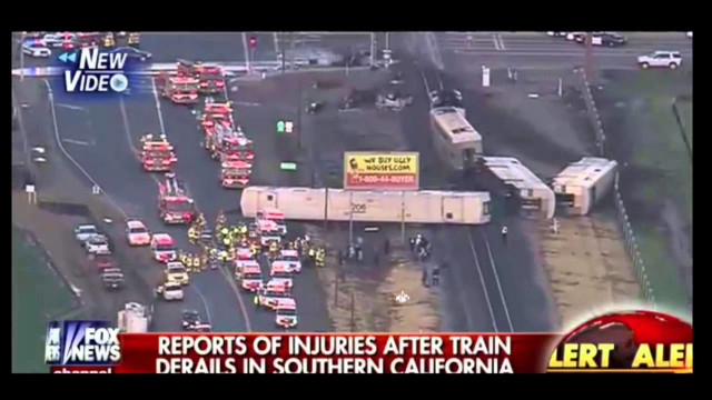 MetroLink train derailment leaves dozens hurt
